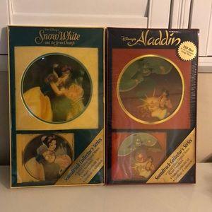 Disney Original Soundtrack & Lenticular Art